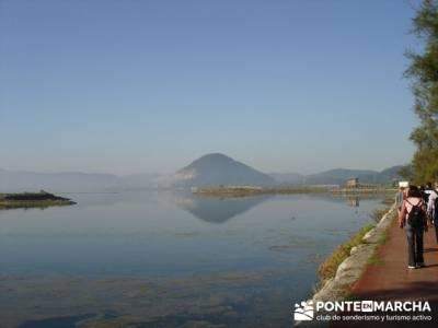 Marismas de Santoña (visita Ornitológica).; laguna de gredos ruta